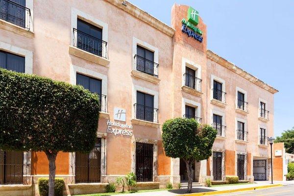 Holiday Inn Express Oaxaca - Centro Historico - фото 22