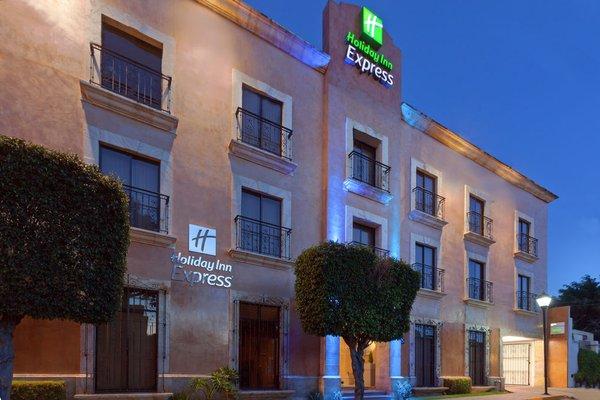 Holiday Inn Express Oaxaca - Centro Historico - фото 23