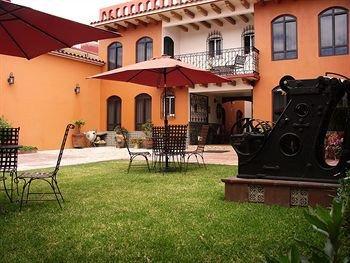 Hotel Antigua Curtiduria - фото 13