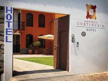 Hotel Antigua Curtiduria - фото 16