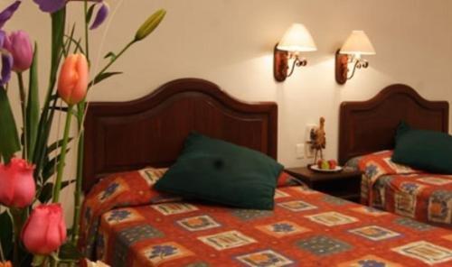 Hotel Antiguo Fortin - фото 2