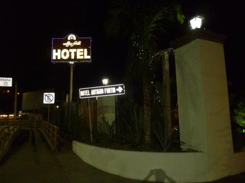 Hotel Antiguo Fortin - фото 20