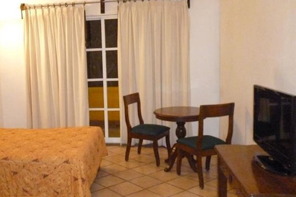 Hotel Antiguo Fortin - фото 4