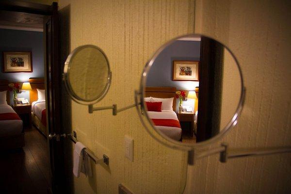Hotel Abu - фото 16