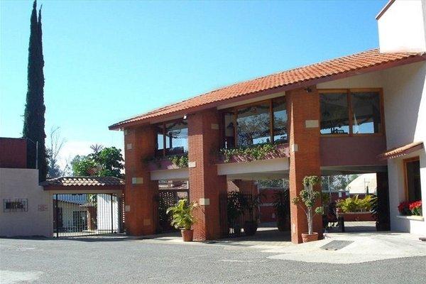 Villas del Sol Hotel & Bungalows - фото 15