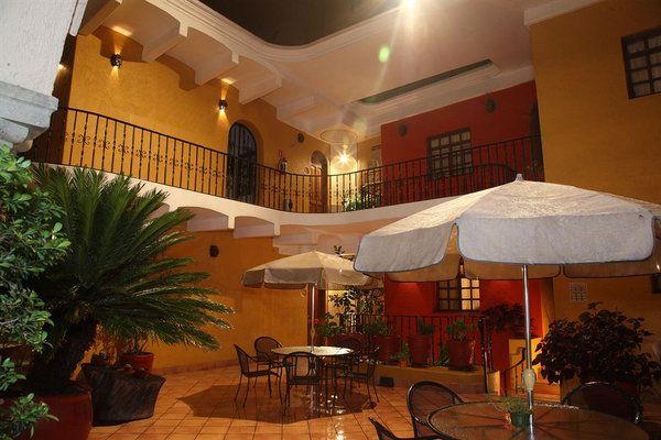 Hotel CasAntica - фото 11