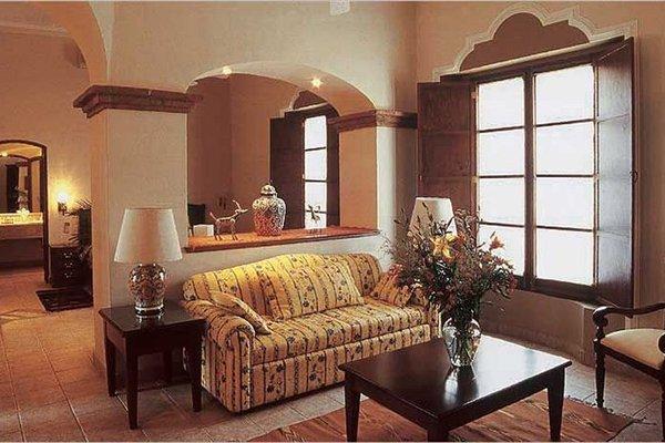 Hotel Hacienda Los Laureles - фото 1