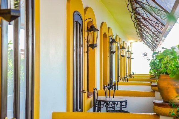 Hotel Hacienda Los Laureles - фото 12