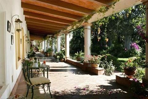 Hotel Hacienda Los Laureles - фото 14