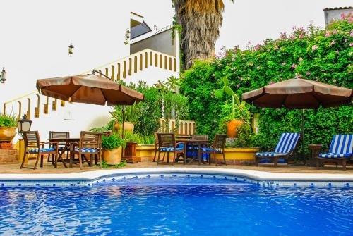 Hotel Hacienda Los Laureles - фото 19