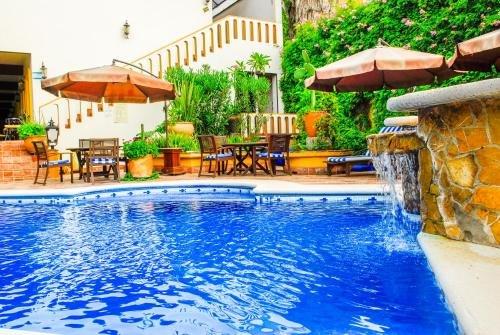 Hotel Hacienda Los Laureles - фото 20