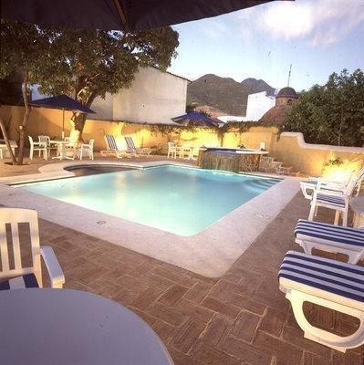 Hotel Hacienda Los Laureles - фото 21