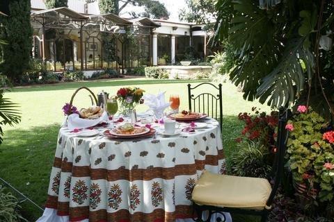 Hotel Hacienda Los Laureles - фото 22