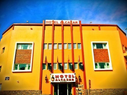 Hotel Alcazar - фото 21