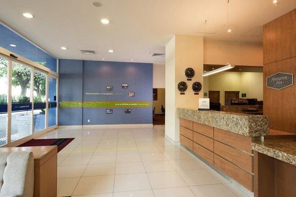 Hampton Inn by Hilton/ GuadalajaraExpo - фото 14