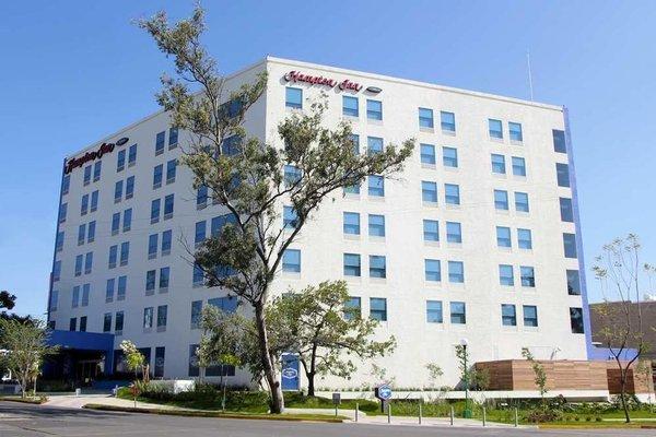 Hampton Inn by Hilton/ GuadalajaraExpo - фото 23