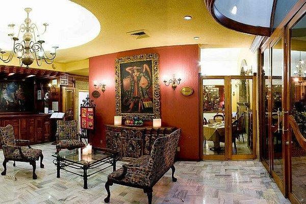 Hotel De Mendoza - фото 5