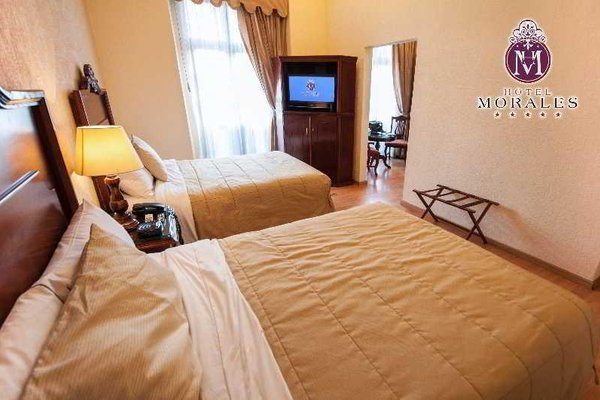 Hotel Morales Historical & Colonial Downtown core - фото 14