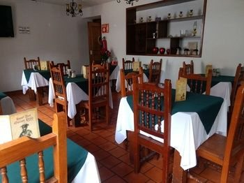 Hotel Don Quijote Plaza - фото 11