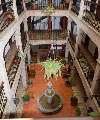 Hotel Don Quijote Plaza - фото 19