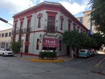 Hotel Don Quijote Plaza - фото 20