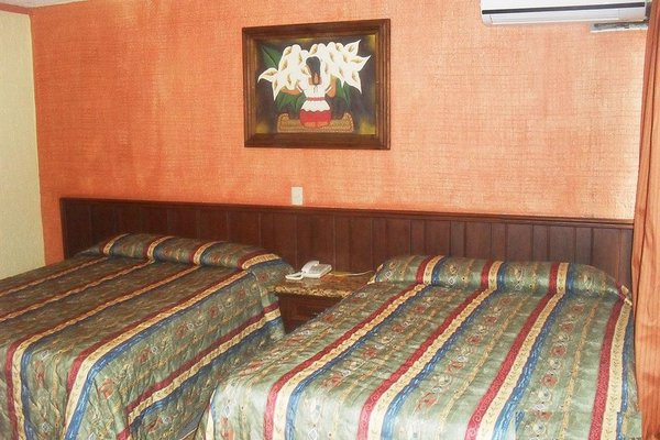 Hotel Don Quijote Plaza - фото 3