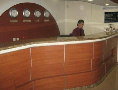 Hotel Castilla y Leon - фото 17