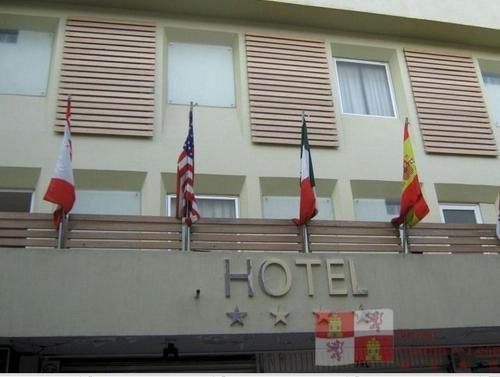 Hotel Castilla y Leon - фото 22