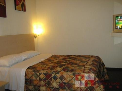 Hotel Castilla y Leon - фото 5