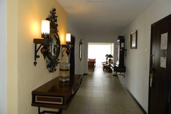 Hotel Fenix - фото 17