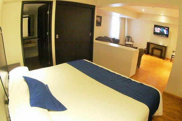Hotel Roma Guadalajara - фото 7