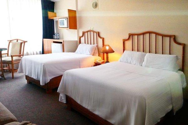 Hotel Fuente Del Bosque - фото 50