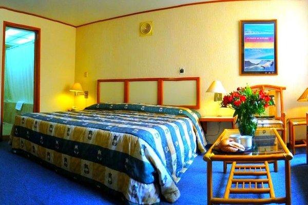Hotel Fuente Del Bosque - фото 1
