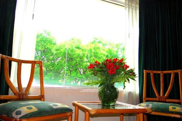 Hotel Fuente Del Bosque - фото 18