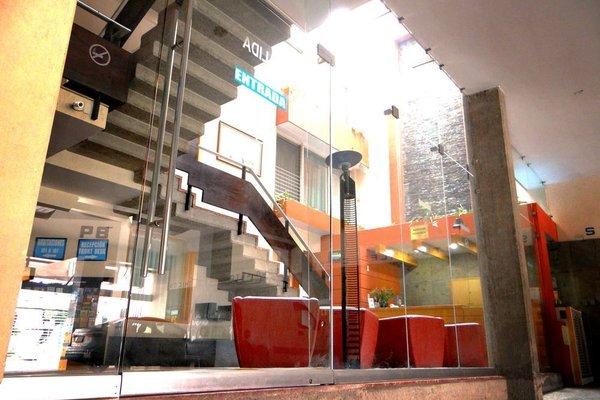 Hotel Fuente Del Bosque - фото 19