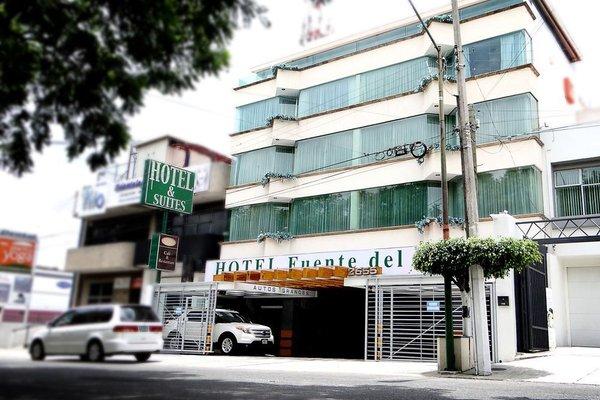 Hotel Fuente Del Bosque - фото 22