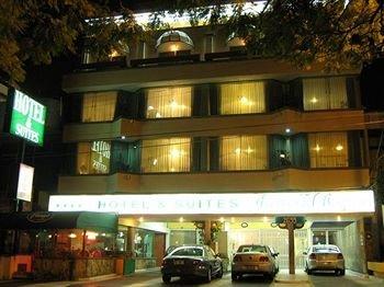 Hotel Fuente Del Bosque - фото 23