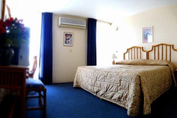Hotel Fuente Del Bosque - фото 3