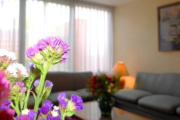 Hotel Fuente Del Bosque - фото 7