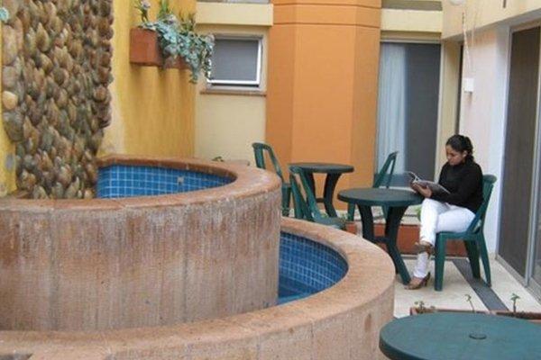 Hotel Fuente Del Bosque - фото 9