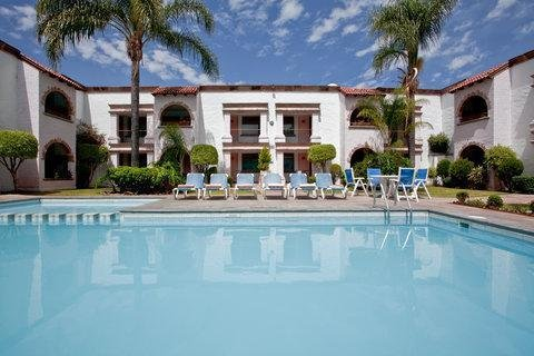 Holiday Inn Express Morelia - фото 21