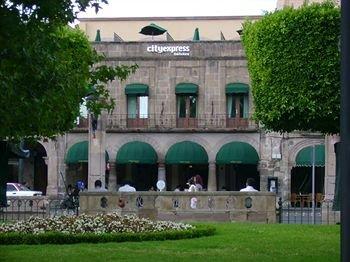 City Express Morelia - фото 22