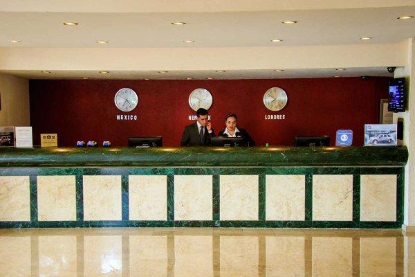 Best Western PLUS Gran Hotel Morelia - фото 12