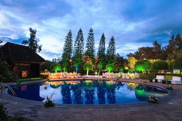 Best Western PLUS Gran Hotel Morelia - фото 20