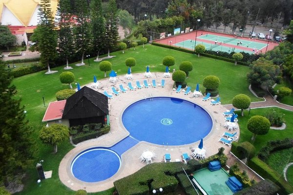 Best Western PLUS Gran Hotel Morelia - фото 21