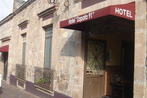 Hotel Zapata 91 - фото 19