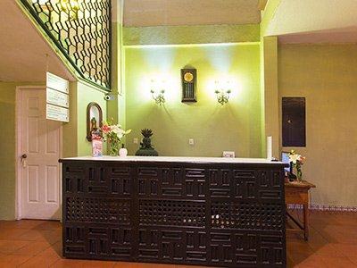 Hotel Plaza Morelia - фото 15