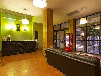 Hotel Plaza Morelia - фото 17