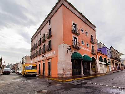 Hotel Plaza Morelia - фото 22