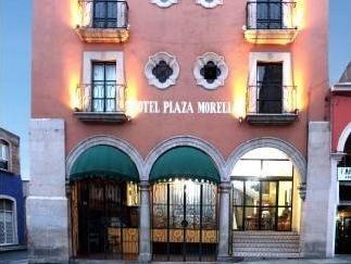 Hotel Plaza Morelia - фото 23